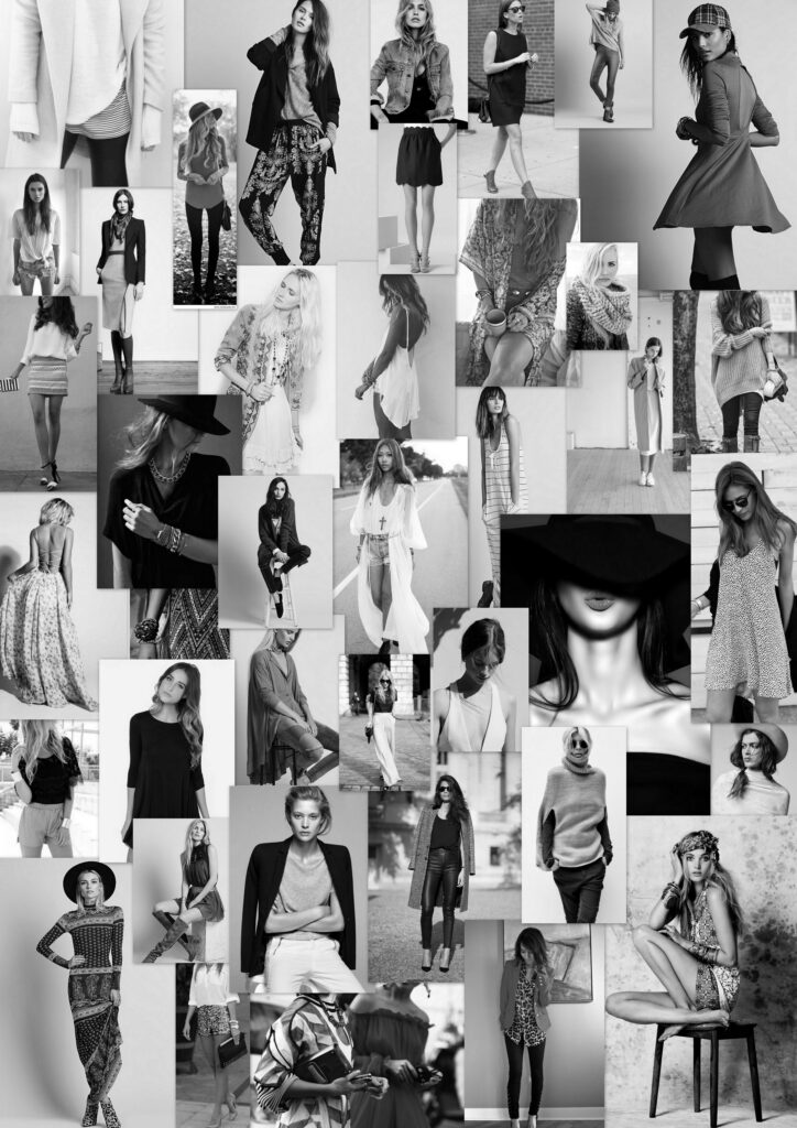 Womens fashion inspiration. Inexpensive sustainable fashion for private label.